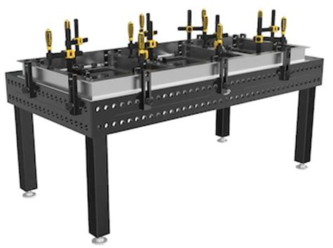 siegmund welding table material handling siegmund professional 750 welding tables contractor supply magazine