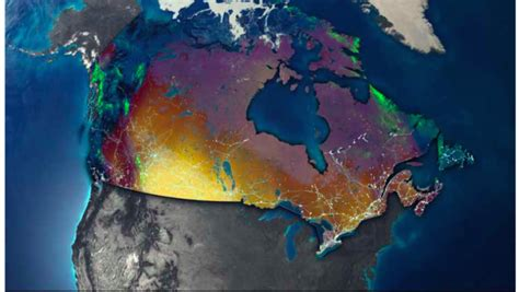 permafrost thaw intensifying  northern canada cleantechnica