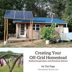 homestead your home creating your grid homestead