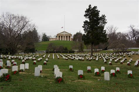 Arlington House Arlington National Cemetery Va Live