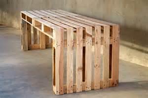 pallet tisch upcycled wood pallet furniture ideas homeli