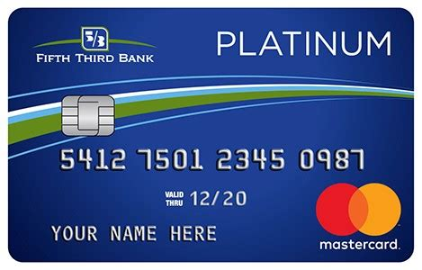 Fifth Third Bank Gift Card - secured credit card fifth third bank