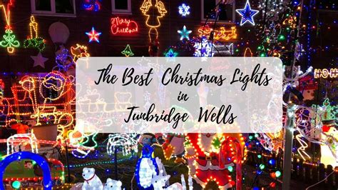 the best tunbridge wells christmas lights hawkenbury