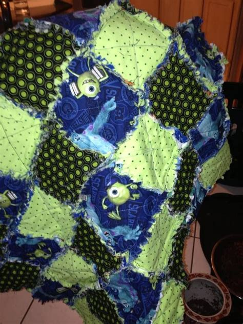Monsters Inc Quilt by 17 Best Images About S Inc On Disney