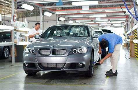 bmw factory bmw to invest 1 billion in new factory in mexico
