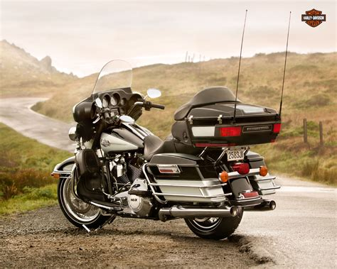 Motorrad Classic 2 2010 by 2013 Harley Davidson Ultra Classic Electra Glide Moto