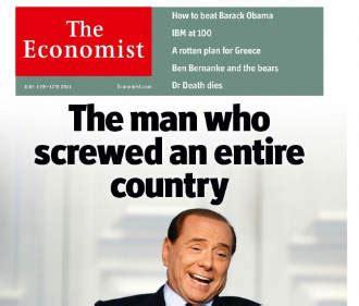 ultime notizie di politica interna italiana roma the economist berlusconi notizie ultime notizie