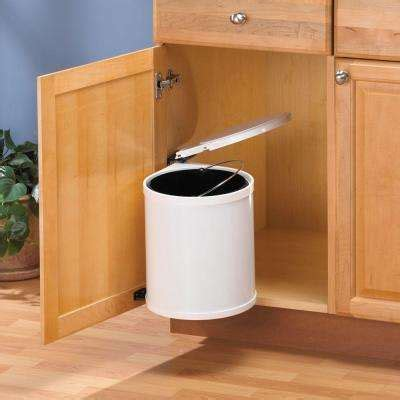 pull  trash cans kitchen cabinet organizers