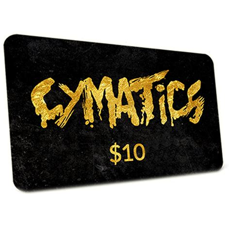 Gift Cards Anthem Com - anthem cymatics
