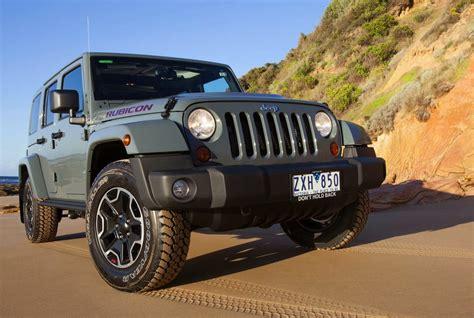 Jeep Rubicon 10th Anniversary Jeep Wrangler Rubicon 10th Anniversary Edition Launched