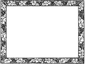 Decorative Borders by Decorative Page Borders Clipart Best