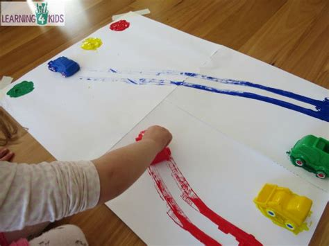 color match car paint colour match cars painting learning 4