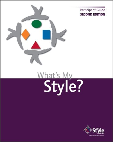 Network Assessment Exercise Abridged Mba Version by What S My Style Self Assessment Oec 178 Solutions Llc