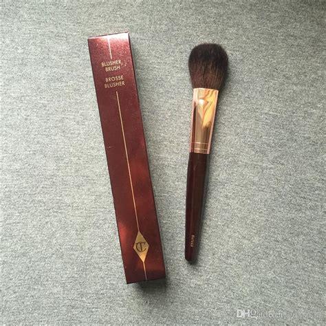 charlotte tilbury  complete brush set rose gold night