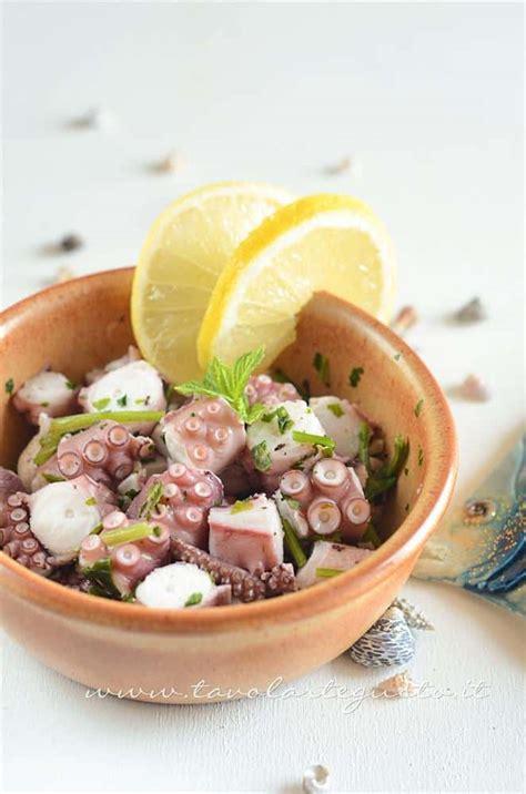 come si cucina il polpo all insalata polpo all insalata e consigli sulla cottura polpo