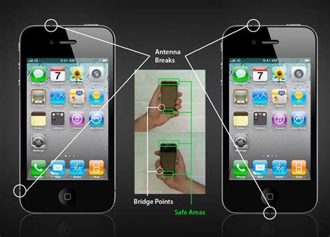 Antena Iphone 4 How To Fix Iphone 4 Cellular Antenna