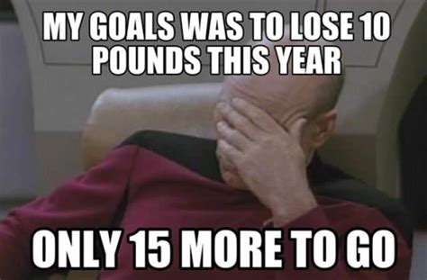 Funny Weight Loss Memes - weight loss goals