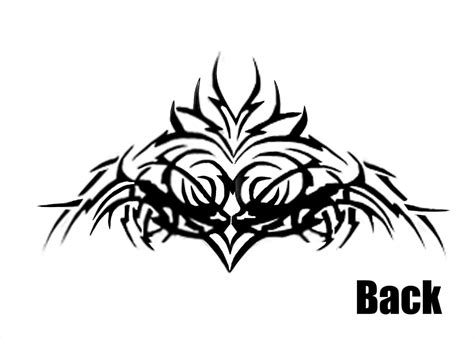 randy orton back tattoo design back drawings mayamokacomm