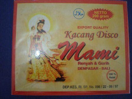 Brem Madu Manis Madiun aneka makanan ringan shop kacang disco mami original