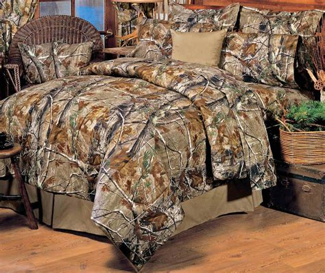 camo bed comforters 109 95 realtree all purpose camo comforter set there s