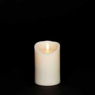 luminara fireless candle ultra realistic flameless candle luminara flameless led candle indoor wax ivory