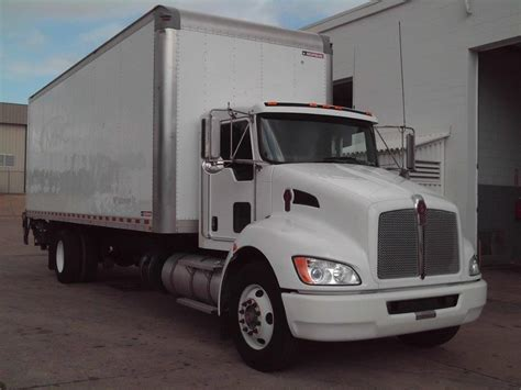 2013 kenworth trucks for sale 2013 kenworth t270 van trucks box trucks for sale 36