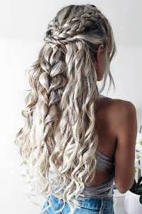 hair styles for ordinary 25 best ideas about party hairstyles on pinterest party