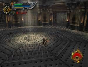 god of war spike room god of war ii guide the palace of the fates walkthrough