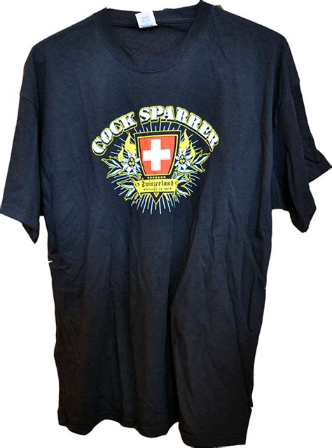 Sparrer Cs 12 sparrer switzerland belongs to me t shirt cs