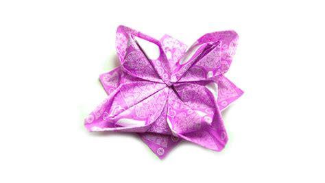 Origami Napkin Flower - napkin quot lotus flower quot origami