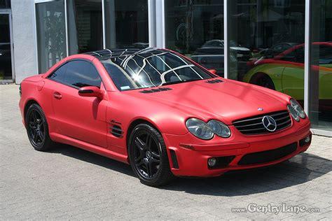 Sl65 Amg V12 by 2005 Mercedes Sl65 Amg V12 Turbo Gentry