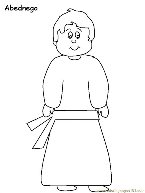 Shadrach Meshach And Abednego Coloring Page Free Shadrach Meshach And Abednego Coloring Page