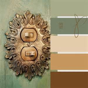 antique color 25 best ideas about vintage color schemes on