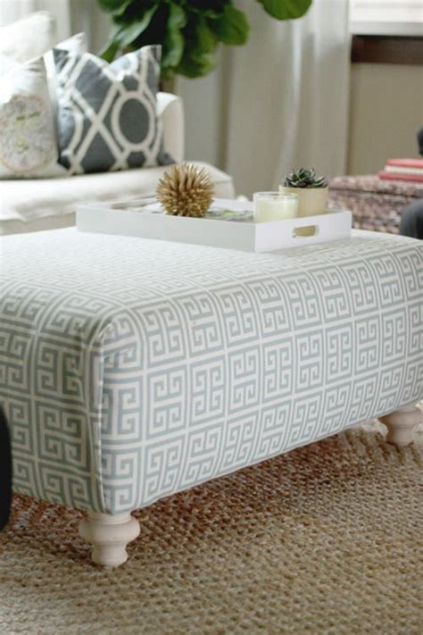 ottoman upholstery diy 25 best ideas about upholstered ottoman on pinterest