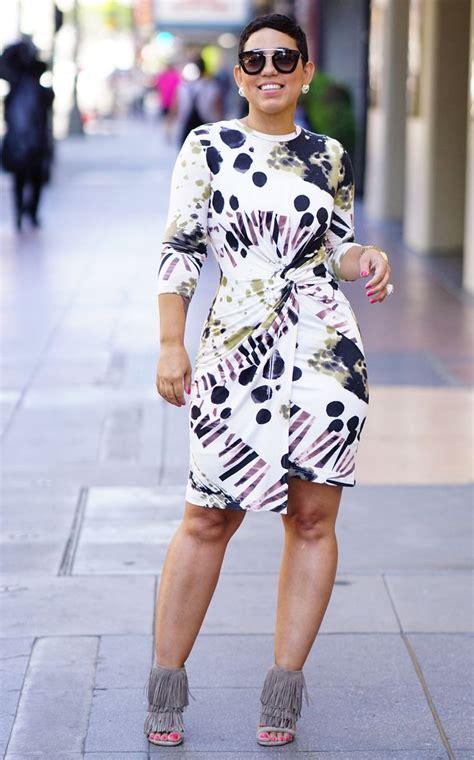 diy twist front dress pattern review fashion style