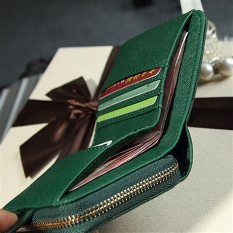 Dompet Wanita W 16 dompet wanita bahan kulit tosca jakartanotebook