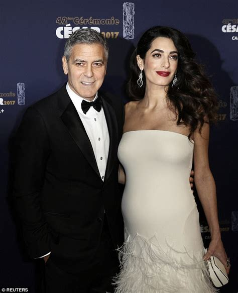 actor george clooney wife george clooney reveals amal has faced sexual harassment
