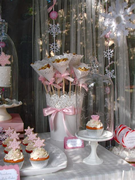 winter birthday decorations oh sugar events winter onederland