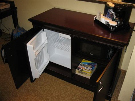 2 bedroom suites near mall of america a cabinet opens to reveal this mini fridge and a microwave