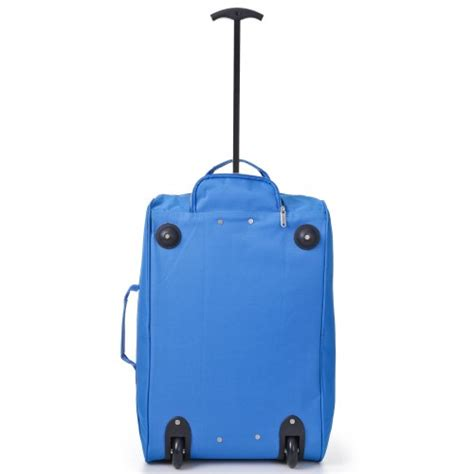 klm cabin baggage luggage travel holdall baggage wheely suitcase cabin