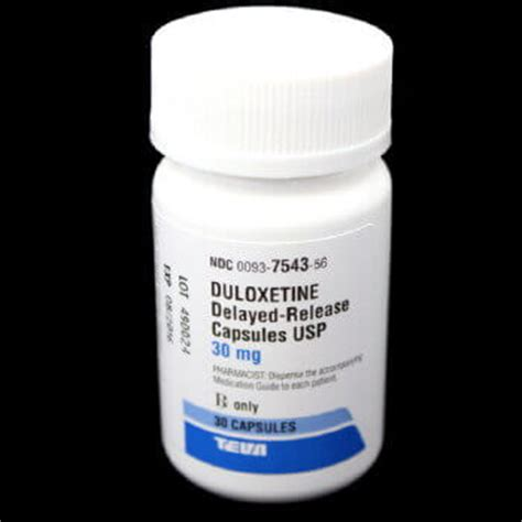Detox From Cymbalta by Duloxetine Cymbalta Side Effects Withdrawal The