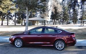 2015 Chrysler 200c Review 2015 Chrysler 200c Interior Review Aaron On Autos