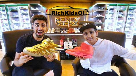 house of kicks shoes dubai s quot money kicks quot is a 14 year old with a million dollars in sneakers
