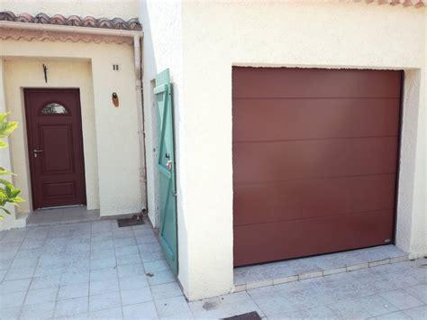 Installer Une Porte De Garage 3550 by Installer Une Porte De Garage Installation D 39 Une Porte