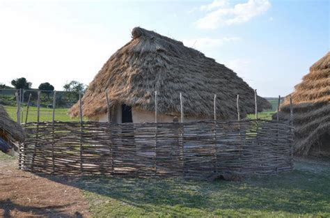 neolithic houses stones bones kings the worlds of author j p reedman neolithic houses rebuilt a window on