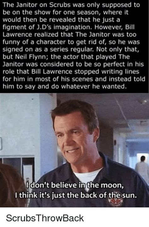 Janitor Meme - 25 best memes about janitor on scrubs janitor on scrubs