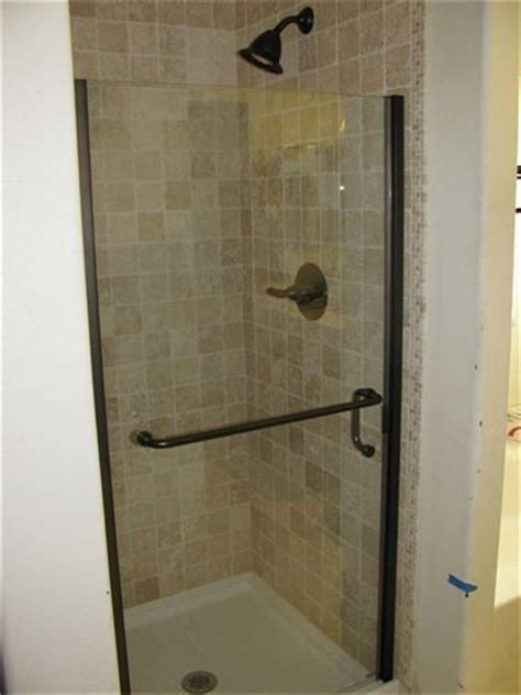 Stand Up Shower Glass Door 25 Best Ideas About Stand Up Showers On Walk
