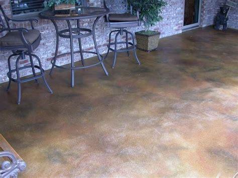 acid wash concrete patio best 25 acid wash concrete ideas on acid