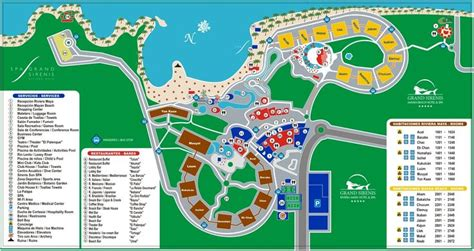 grand lodges map riviera hotels all inclusive resorts playa
