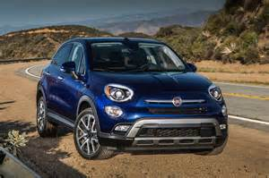 Fiat 500x 2016 2016 Fiat 500x Trekking Plus Front End 01 Photo 81